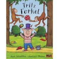 Buch - Fritz Ferkel