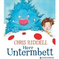 Buch - Herr Untermbett, Midi-Ausgabe