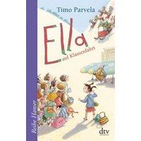 Buch - Ella auf Klassenfahrt