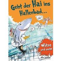 Buch - Geht der Hai ins Hallenbad