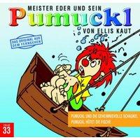 CD Pumuckl 33 - Pumuckl u.d.Geheimnisvolle Schaukel/ Hütet Fisch Hörbuch
