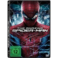 DVD The Amazing Spider-Man Hörbuch