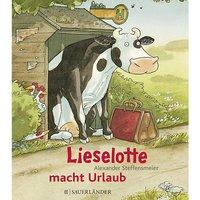 Buch - Lieselotte macht Urlaub, kleine Ausgabe