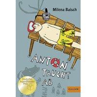 Buch - Anton taucht ab