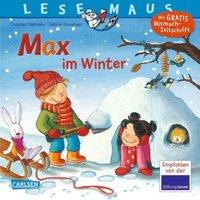 Buch - Lesemaus: Max im Winter