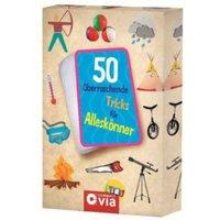 Buch - 50 überraschende Tricks Alleskönner  Kinder