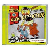 Olchi-Detektive - Jagd auf die Gully-Gangster, 1 Audio-CD Hörbuch
