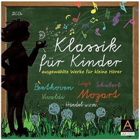 CD Klassik Kinder (2 CDs) Hörbuch  Kinder