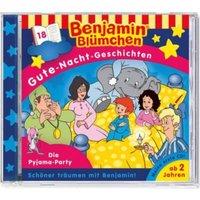 CD Benjamin Blümchen GNG - Die Pyjama Party Hörbuch