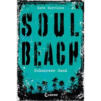 Buch - Soul Beach: Schwarzer Sand, Band 2