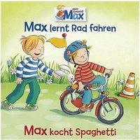 CD Max 12 - Max lernt rad fahren/Max kocht Spaghetti Hörbuch