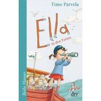Buch - Ella in den Ferien