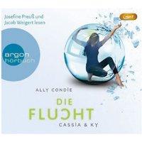Cassia & Ky: Die Flucht, 1 MP3-CD Hörbuch