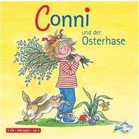 Meine Freundin Conni: Conni und der Osterhase, 1 Audio-CD Hörbuch