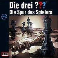 CD Die Drei ??? 169 - Die Spur des Spielers Hörbuch