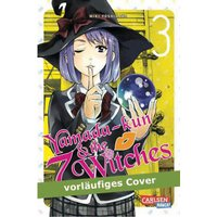 Buch - Yamada-kun and the seven Witches, Band 3