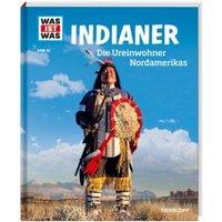 Buch - WAS IST WAS Indianer - Trommeln, Tipi, Totempfahl