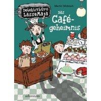 Buch - Detektivbüro LasseMaja - Das Cafégeheimnis