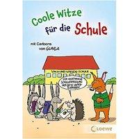 Buch - Coole Witze die Schule  Kinder