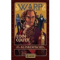 Buch - WARP: Der Klunkerfischer