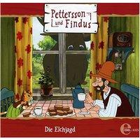 CD Pettersson und Findus 04 - Die Elchjagd Hörbuch