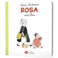Buch - Rosa und Oma