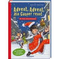 Buch - Advent, Advent, ein Gauner rennt