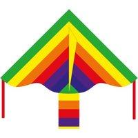 Ecoline: Simple Flyer Rainbow 85cm mehrfarbig