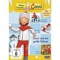 DVD Meine Freundin Conni 08 - und der große Schnee Hörbuch