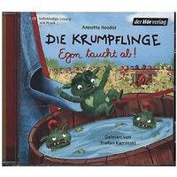 Die Krumpflinge: Egon taucht ab, 1 Audio-CD Hörbuch