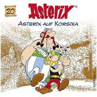 CD Asterix 20 - Asterix auf Korsika Hörbuch