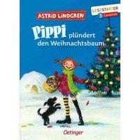 Buch - Büchersterne: Pippi plündert den Weihnachtsbaum, 2./3. Klasse