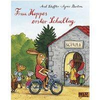 Buch - Frau Hoppes erster Schultag