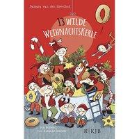 Buch - Dreizehn wilde Weihnachtskerle