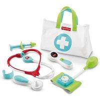Fisher-Price Arzttasche (7 Teile), Kinder-Spielzeug, Kinder Arztkoffer