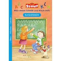 Buch - Scout Mein erstes Schreib-und-Wisch-Heft: Buchstaben