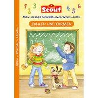 Buch - Scout Mein erstes Schreib-und-Wisch-Heft: Zahlen und Formen