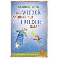 Buch - Und wieder schreit der Frieder Oma