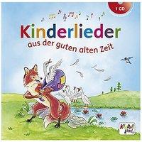 CD Kinderlieder aus der guten alten Zeit Hörbuch