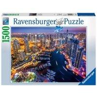 Puzzle 1500 Teile, 80x60 cm, Dubai am Persischen GolfPuzzle