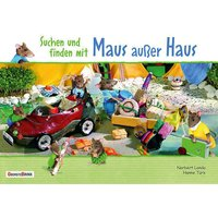 Buch - Suchen und Finden mit Maus außer Haus