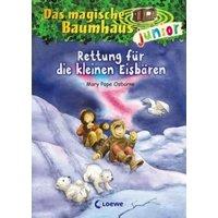 Buch - Das magische Baumhaus junior: Rettung die kleinen Eisbären, Band 12  Kinder