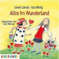 Alice im Wunderland, 1 Audio-CD Hörbuch