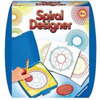 Spiral-Designer Mini, mit 2 Zahnrädern blau