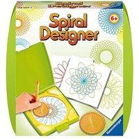 Spiral-Designer Mini, mit 2 Zahnrädern grün
