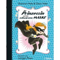 Buch - Die Prinzessin mit der schwarzen Maske