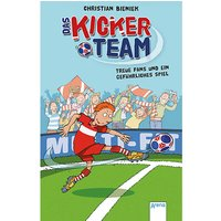 Buch - Das Kicker-Team: Treue Fans und ein gefährliches Spiel, Band 2