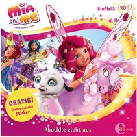 CD Mia and me 30 - Phuddle zieht aus Hörbuch