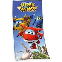 Strand- & Badetuch Super Wings, 75 x 150 cm