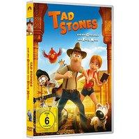 DVD Tad Stones und das Geheimnis von König Midas Hörbuch